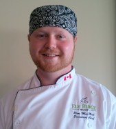 Elk Ridge Resort Chef Ron MacNeil